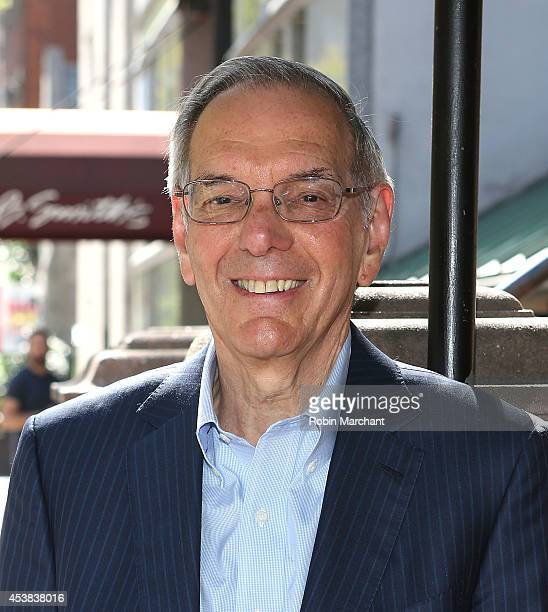 """Producer Roy Furman attends the """"It's Only A Play"""" Cast Photocall at Joe Allen Restaurant on August 19, 2014 in New York City."""