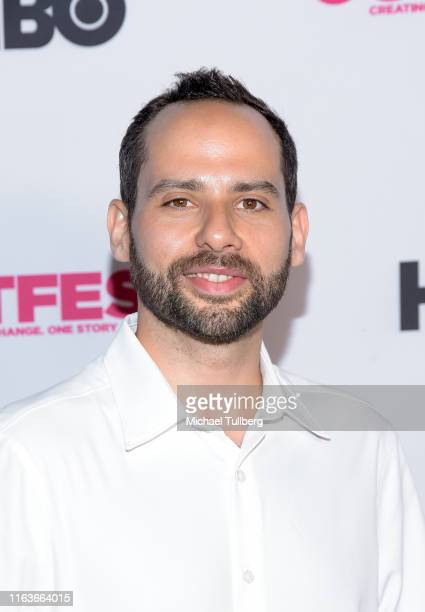 Producer Roy Wol attends a screening of The Garden Left Behind at the 2019 Outfest Los Angeles LGBTQ Film Festival at Margo Albert Theatre on July 22...