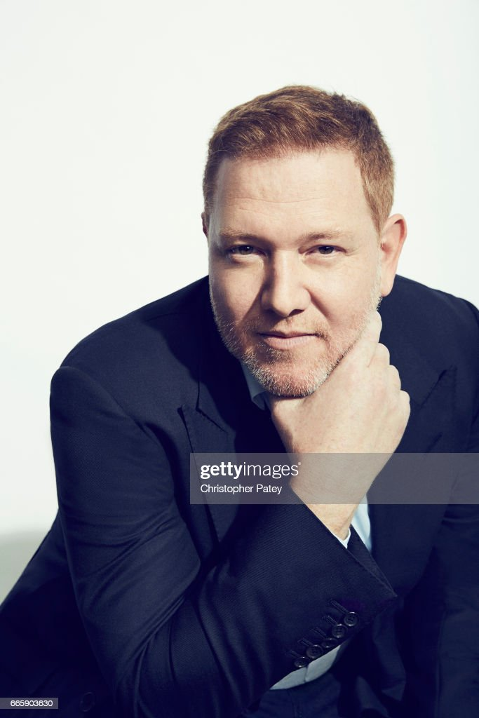 Producer Ryan Kavanaugh is photographed for The Hollywood Reporter on September 24, 2016 in Los Angeles, California. Published Image.