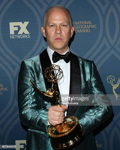 Producer Ryan Murphy attends the FOX broadcasting company FX National Geographic and Twentieth Century Fox Television's 68th Primetime Emmy Awards...