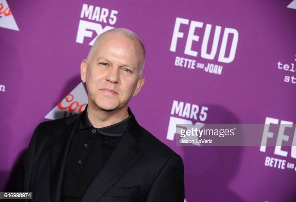 Producer Ryan Murphy attends the premiere of Feud Bette and Joan at TCL Chinese Theatre on March 1 2017 in Hollywood California