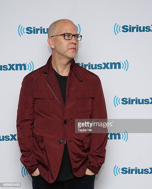Producer Ryan Murphy visits the SiriusXM Studios on May 12 2014 in New York City
