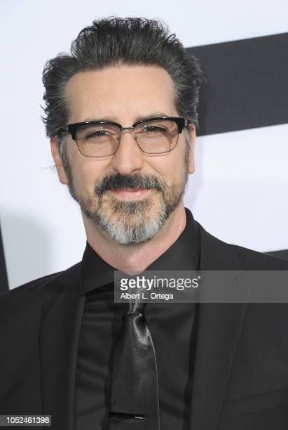 Producer Ryan Turek arrives for the Universal Pictures' 'Halloween' Premiere held at TCL Chinese Theatre on October 17 2018 in Hollywood California