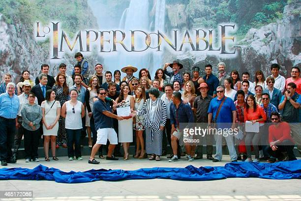 16 Mexican Soap Opera Lo Imperdonable Photos And Premium High Res Pictures Getty Images