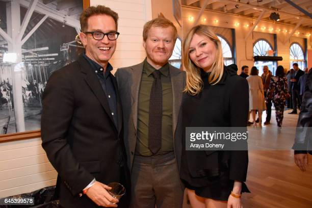 Kirsten Dunst And Jesse Plemons Stock Photos And Pictures