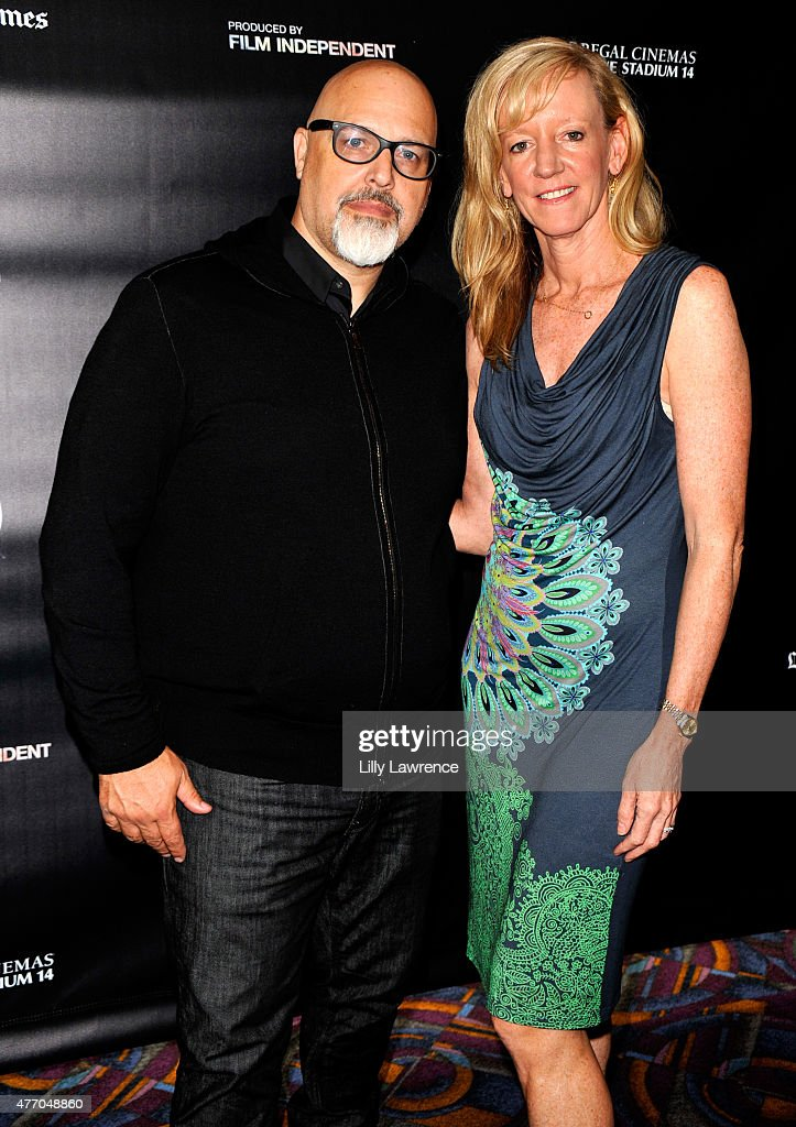 """2015 Los Angeles Film Festival - """"Be Here Now"""" Screening : News Photo"""