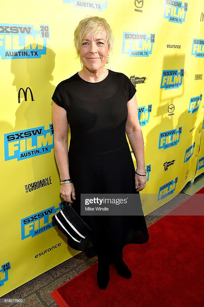 Producer Sarah Green attends the screening of 'Midnight Special' during the 2016 SXSW Music, Film + Interactive Festival at Paramount Theatre on March 12, 2016 in Austin, Texas.
