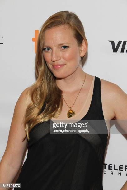 Producer Sarah Polley attends the 'Alias Grace' Premiere held at Winter Garden Theatre during the 2017 Toronto International Film Festival on...