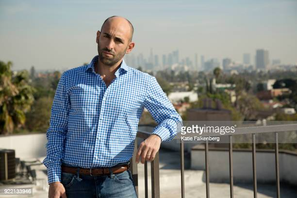 Producer Scott Glassgold is photographed for Los Angeles Times on February 2 2018 in Los Angeles California PUBLISHED IMAGE CREDIT MUST READ Katie...