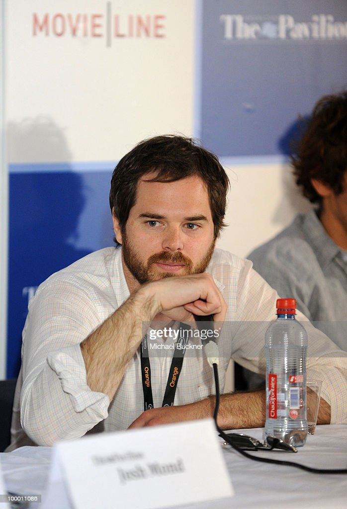 Producer Sean Durkin attends the James Franco Press Conference at the American Pavillion during the 63rd Annual Cannes Film Festival on May 20, 2010 in Cannes, France.