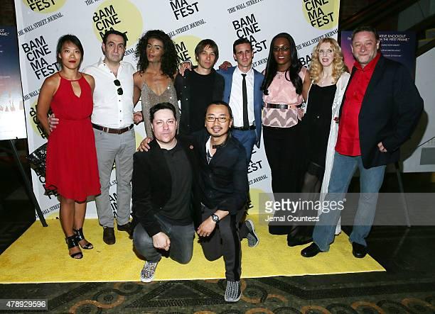 Producer ShihChing Tsou actor Karren Karagulian actor Kitana Kiki Rodriguez director Sean Baker actor James Ransome actor Mya Taylor actor Mickey...
