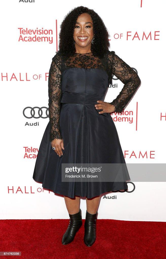 Television Academy's 24th Hall Of Fame Ceremony - Arrivals : Fotografía de noticias