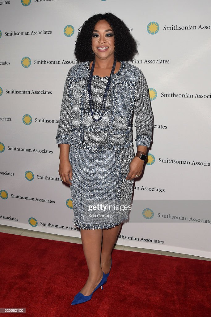 """Smithsonian Associates Hosts """"Scandal-ous!"""" An Evening With Shonda Rhimes And The Cast Of ABC's """"Scandal"""""""