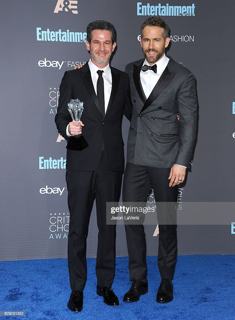 The 22nd Annual Critics' Choice Awards - Press Room : Nachrichtenfoto