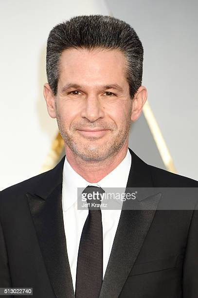 Producer Simon Kinberg attends the 88th Annual Academy Awards at Hollywood Highland Center on February 28 2016 in Hollywood California