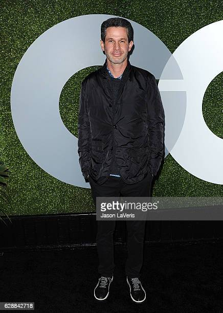 Producer Simon Kinberg attends the GQ Men of the Year party at Chateau Marmont on December 8 2016 in Los Angeles California