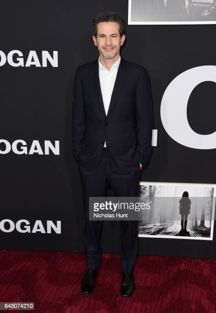 Producer Simon Kinberg attends the 'Logan' New York special screening at Rose Theater Jazz at Lincoln Center on February 24 2017 in New York City