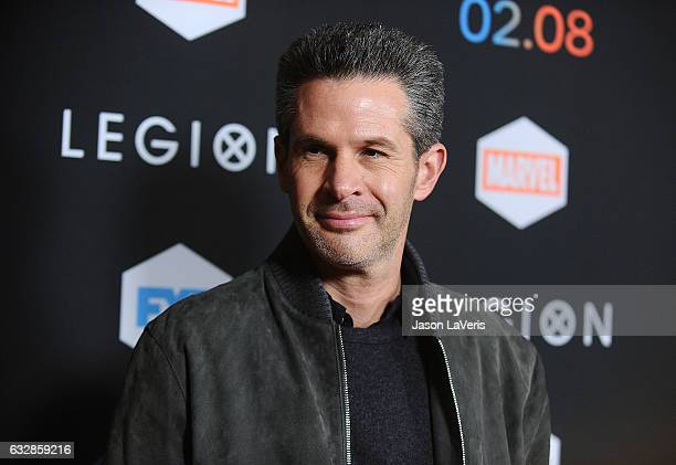Producer Simon Kinberg attends the premiere of 'Legion' at Pacific Design Center on January 26 2017 in West Hollywood California