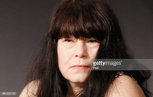Producer Simone Urdl attends the Captives press conference during the 67th Annual Cannes Film Festival on May 16 2014 in Cannes France