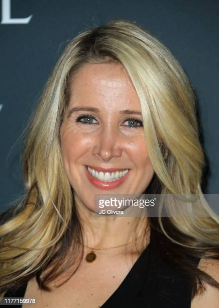 Producer Stacy Jorgensen attends the 2019 Beyond Fest opening night premieres of 'Color Out Of Space' and 'Daniel Isn't Real' at the Egyptian Theatre...