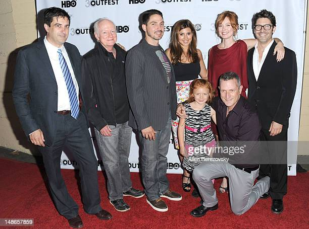 Producer Stephen Israel actor Mickey Cottrell actor Maurice Compte actress JamieLynn Sigler actress Alicia Witt writer/actor David W Ross actress...