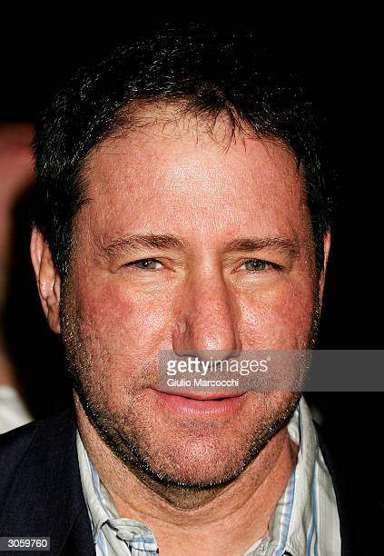Producer Steve Golin arrives at the world premiere of Focus Feature's Eternal Sunshine of the Spotless Mind on March 9 2004 at the Samuel Goldwyn...
