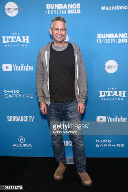 Producer Steve Hutensky attends the 'The Nightingale' Premiere during the 2019 Sundance Film Festival at The Marc Theatre on January 25 2019 in Park...