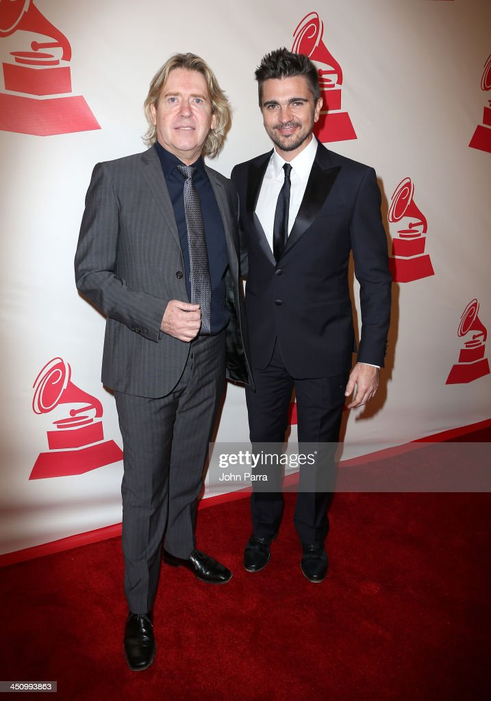 2013 Person Of The Year Honoring Miguel Bose - Red Carpet