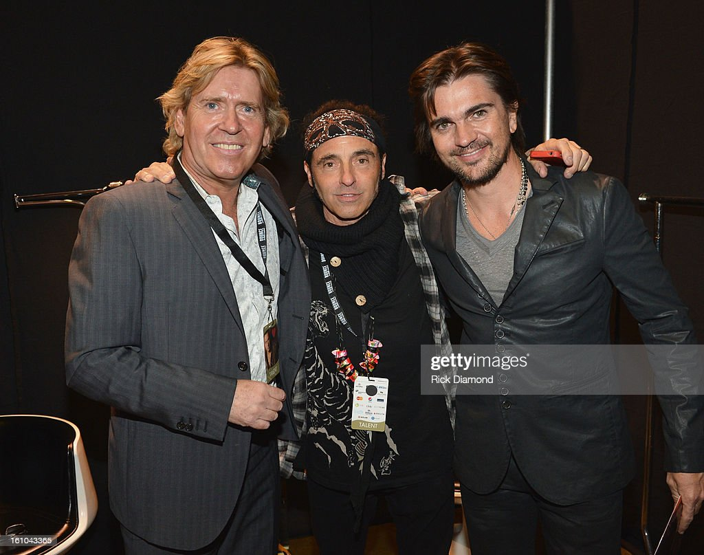The 55th Annual GRAMMY Awards - MusiCares Person Of The Year Honoring Bruce Springsteen - Backstage and Audience
