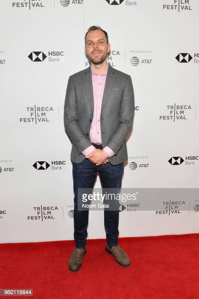 Producer Steven Lake attends a screening of Roll Red Roll during the 2018 Tribeca Film Festival at Cinepolis Chelsea on April 22 2018 in New York City
