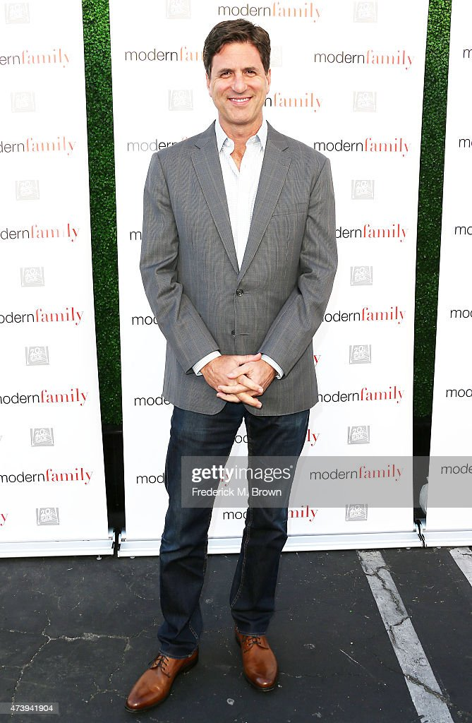 Producer Steven Levitan attends the ATAS Screening of the 'Modern Family' Season Finale 'American Skyper' at the Fox Studio Lot on May 18, 2015 in Century City, California.
