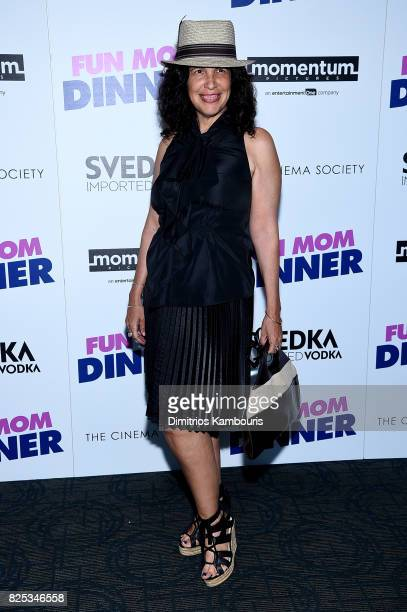 "Producer Sue Kramer attends the screening Of ""Fun Mom Dinner"" at Landmark Sunshine Cinema on August 1, 2017 in New York City."