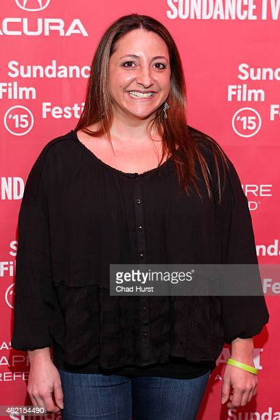 Producer Susan Bedusa attends the Drunk Stoned Brilliant Dead The Story Of The National Lampoon Premiere during the 2015 Sundance Film Festival at...