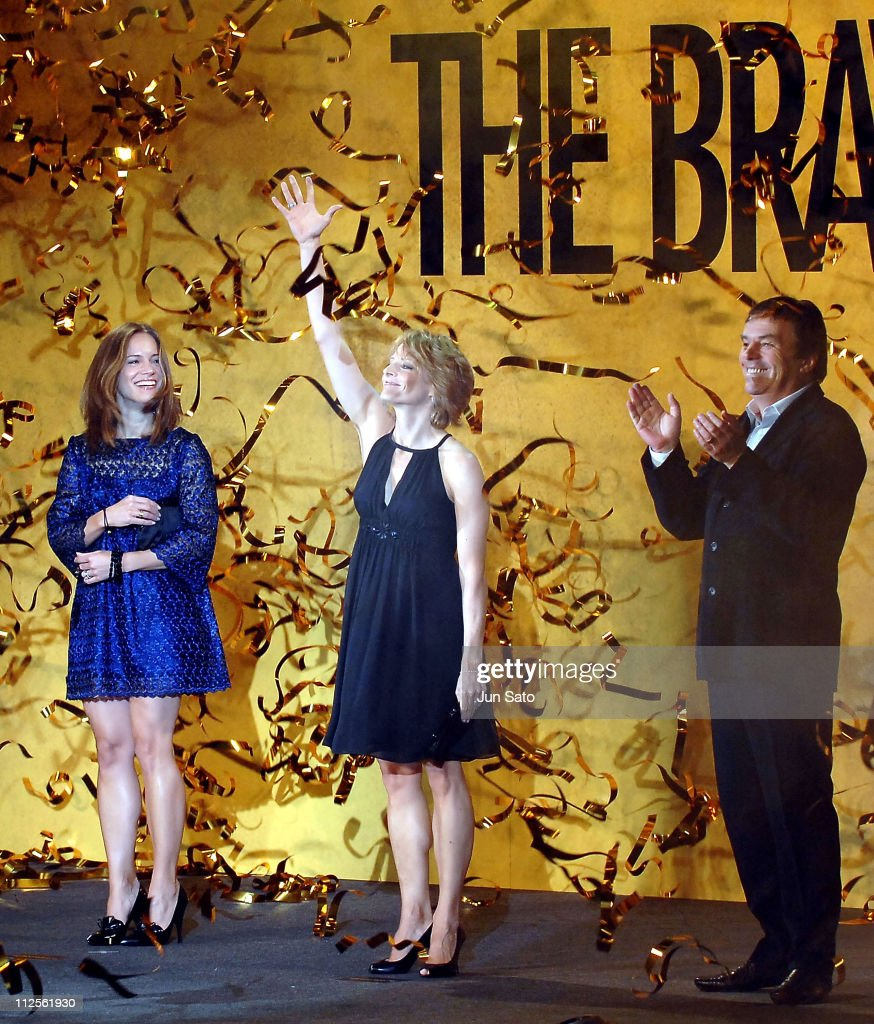 """""""The Brave One"""" Japan Premiere"""