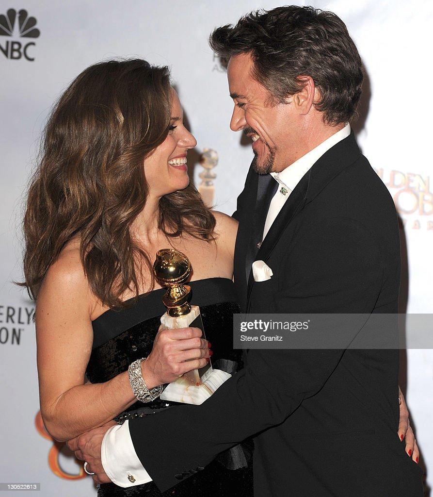 67th Annual Golden Globe Awards - Press Room : News Photo
