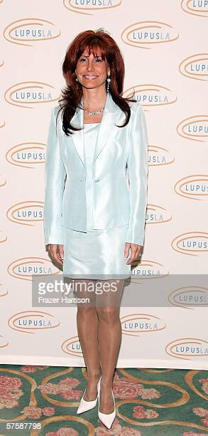 Producer Suzanne DeLaurentiis arrives at the Lupus LA Love Light And Laughter Gala held at the Beverly Hills Hotel on May 11 2006 in Beverly Hills...