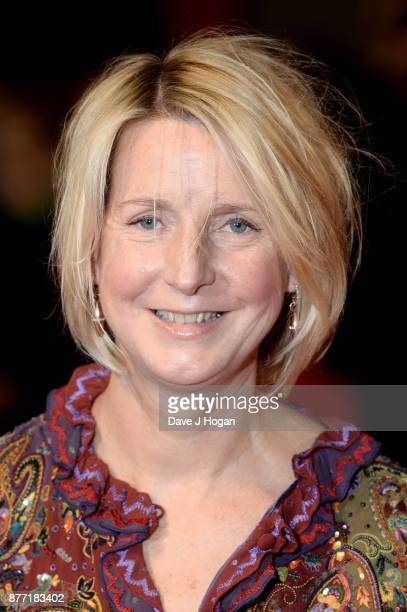 Producer Suzanne Mackie attends the World Premiere of season 2 of Netflix 'The Crown' at Odeon Leicester Square on November 21 2017 in London England
