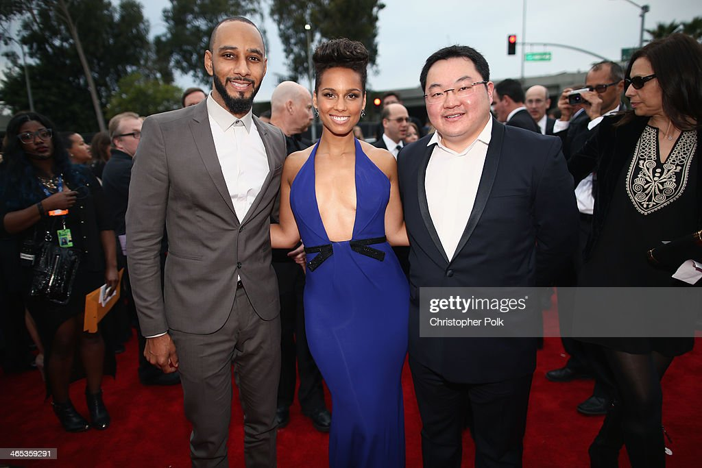 56th GRAMMY Awards - Red Carpet : News Photo