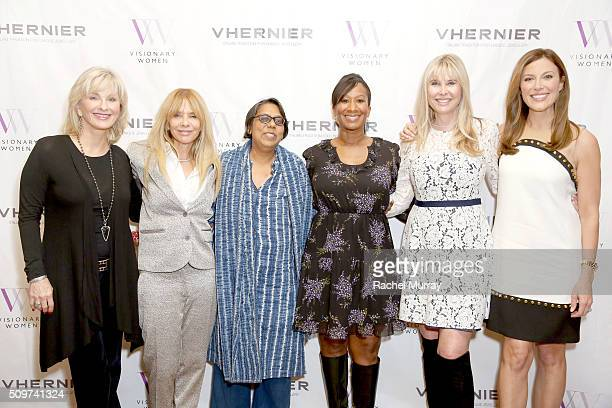 Producer Sybil Robson Orr Rosanna Arquette Panelist/Founder and President of Apne Aap Women Worldwide Ruchira Gupta Visionary Women Board Member...