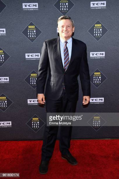 Producer Ted Sarandos attends the screening of Murder on the Orient Express during Day 1 of the 2018 TCM Classic Film Festival on April 26 2018 in...