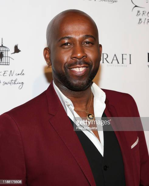 Producer Tegan Summer attends the media night preview of BROKEN Code BIRD Switching at S Feury Theater on November 16 2019 in Los Angeles California