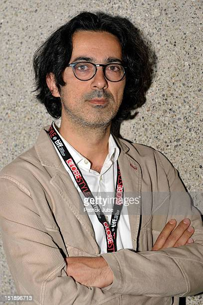 Producer Thanassis Karathanos attends the 'Our Little Differences' premiere during the 2012 Toronto International Film Festival at the Jackman Hall...