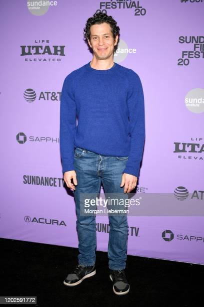 Producer Thomas Kail attends the 2020 Sundance Film Festival We Are Freestyle Love Supreme Premiere at The Marc Theatre on January 28 2020 in Park...