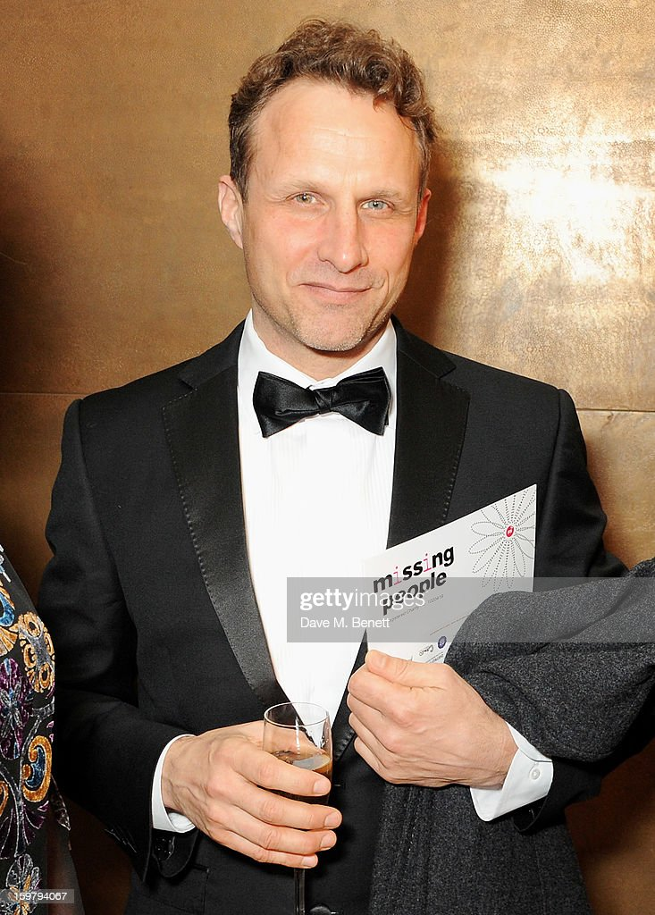 Producer Tim Cole attends a champagne reception at the London Critics Circle Film Awards at the May Fair Hotel on January 20, 2013 in London, England.