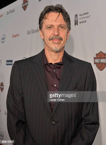 Producer Tim Kring arrives at Hollywood Entertainment Museum Honors The Cast Of Heroes held at the Esquire House on November 1 2008 in Los Angeles...