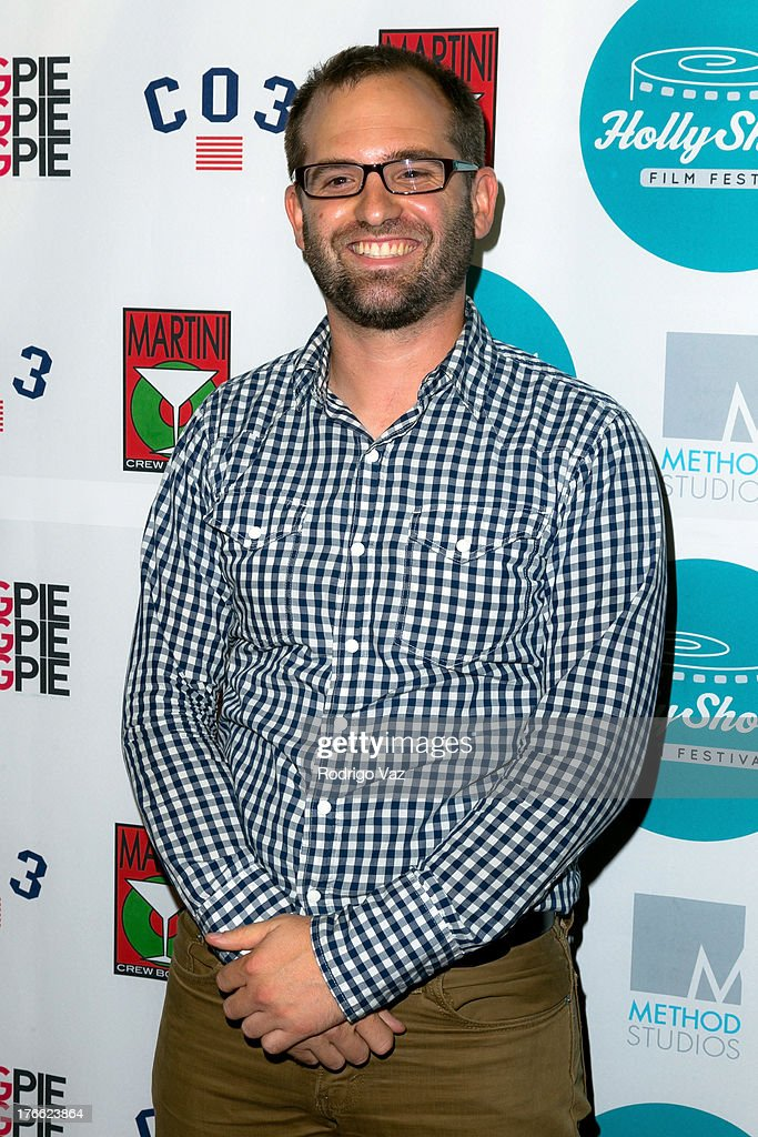 Producer Tim Nuttall attends the 9th Annual HollyShorts Film Festival Opening Night Arrivals at TCL Chinese Theatre on August 15, 2013 in Hollywood, California.