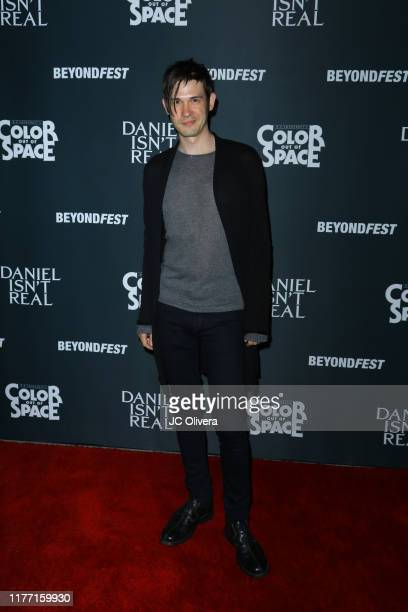 Producer Timur Bekbosunov attends the 2019 Beyond Fest opening night premieres of 'Color Out Of Space' and 'Daniel Isn't Real' at the Egyptian...