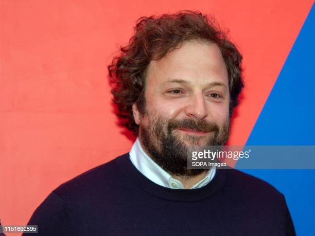 Producer Tom Nash at a photo call during the UK film premiere of Gwen at the Filmhouse in Edinburgh Gwen is Writer and Director William McGregor's...