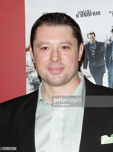 Producer Tommy Reid attends the premiere of 'Kill the Irishman' at Landmark's Sunshine Cinema on March 7 2011 in New York City