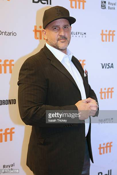 Producer Tony Papa attends the 'Terry Kath Experience' premiere during the 2016 Toronto International Film Festival at Winter Garden Theatre on...